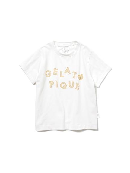 【KIDS】 クッキーロゴ kids Tシャツ