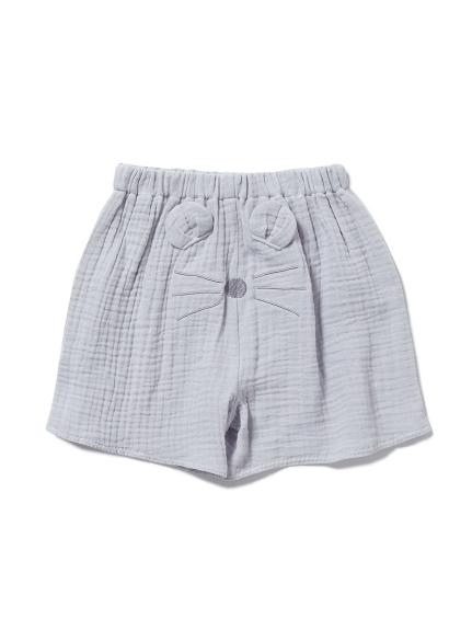 【KIDS】アニマルガーゼ kids ショートパンツ