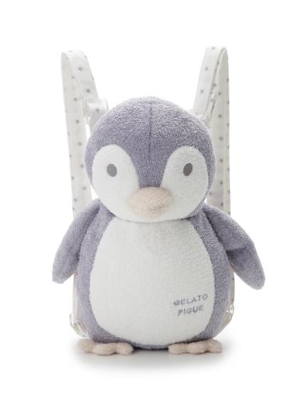 【KIDS】'スムーズィー' kids ペンギンリュック(BLU-F)