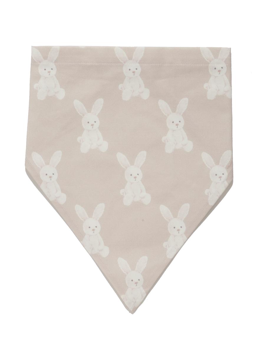 【オフィシャルオンラインストア限定】【KIDS】アニマル柄三角巾(PNK-F)