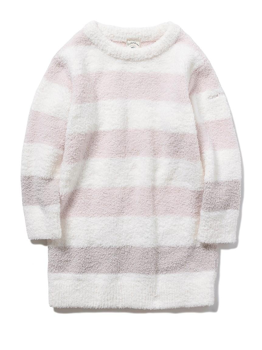 【KIDS】パウダートリムボーダー kids ドレス