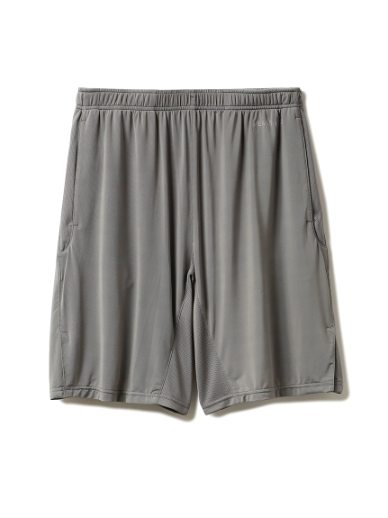 【GELATO PIQUE HOMME】Cooling ハーフパンツ(GRY-M)