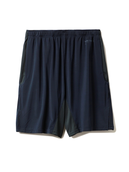 【GELATO PIQUE HOMME】Cooling ハーフパンツ(NVY-M)