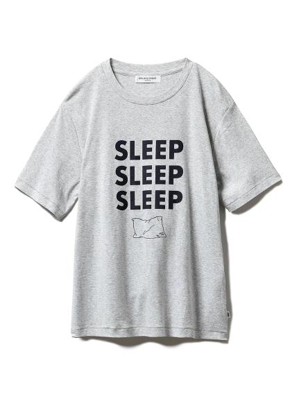 【GELATOPIQUEHOMME】SLEEPTシャツ(GRY-M)