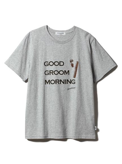 【GELATOPIQUEHOMME】ワンポイントTシャツ