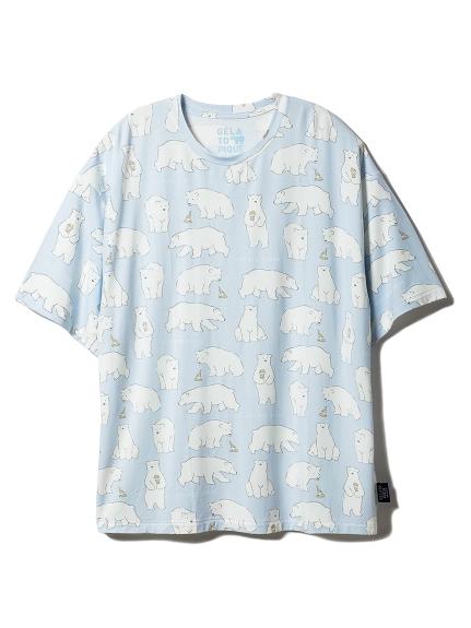 【シロクマフェア】HOMME 冷感Tシャツ