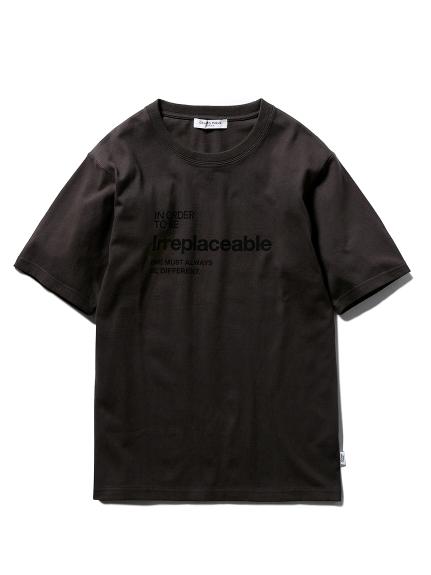 【GELATO PIQUE HOMME】コットンワンポイントTシャツ