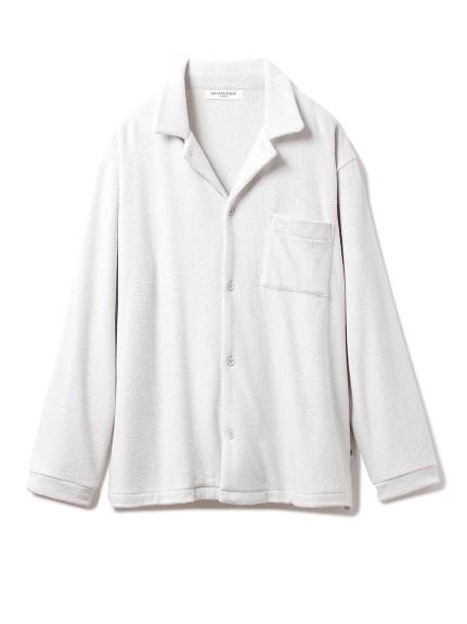 【GELATO PIQUE HOMME】パイルシャツ(MNT-M)