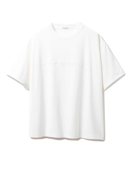 【GELATO PIQUE HOMME】ドライMIXワンポイントTシャツ(OWHT-M)