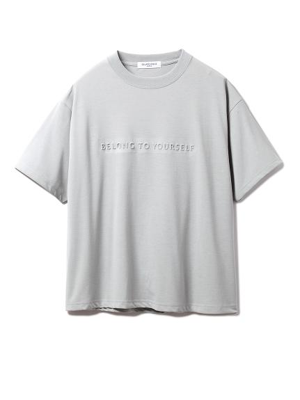 【GELATO PIQUE HOMME】ドライMIXワンポイントTシャツ