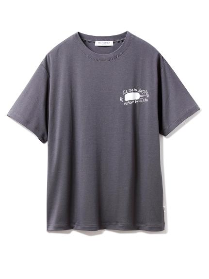 【GELATO PIQUE HOMME】ミルクレーヨンスムースTシャツ