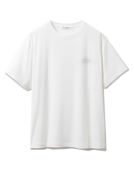 【GELATO PIQUE HOMME】ミルクレーヨンスムースTシャツ(OWHT-M)