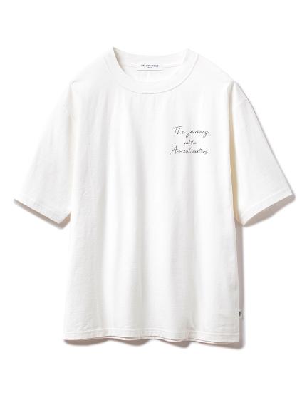 【GELATO PIQUE HOMME】新疆綿オーガニックコットンTシャツ(OWHT-M)