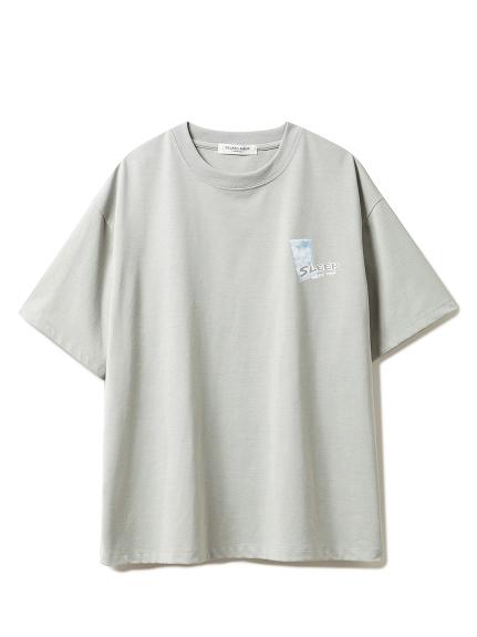 【GELATO PIQUE HOMME】ドライMIXTシャツ(GRY-M)