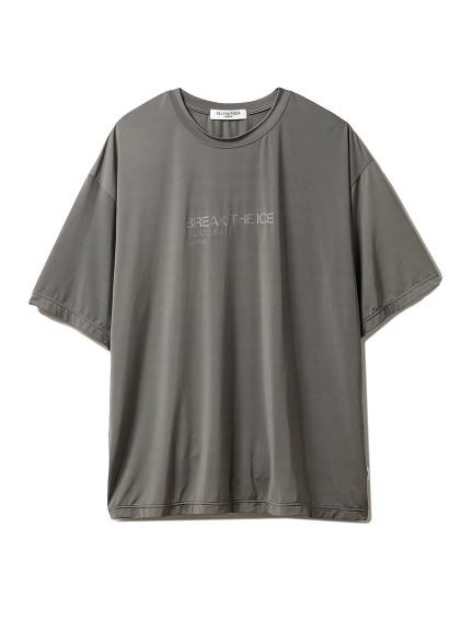 【GELATO PIQUE HOMME】Cooling Tシャツ(GRY-M)