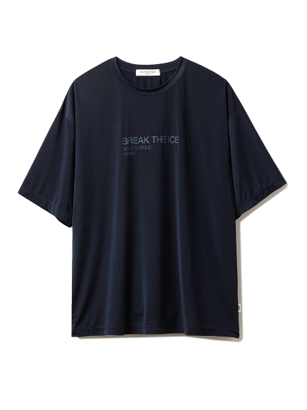 【GELATO PIQUE HOMME】Cooling Tシャツ(NVY-M)
