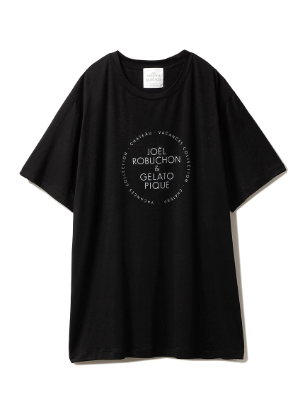 【Joel Robuchon & gelato pique】HOMME シルクMIX Tシャツ