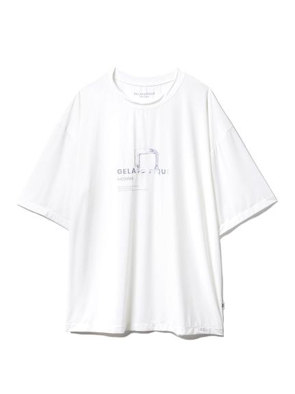 【GELATO PIQUE HOMME】BODY QOOP Tシャツ(OWHT-M)