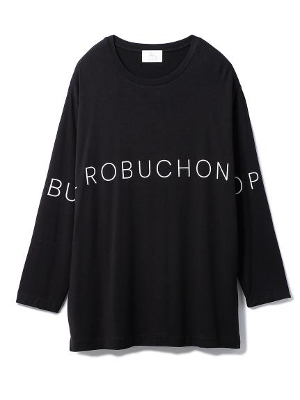 【Joel Robuchon & gelato pique】 HOMME 抗ウィルスプルオーバー(BLK-M)