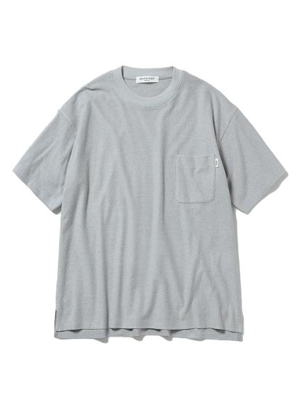 【GELATO PIQUE HOMME】パイルプルオーバー(BLU-M)