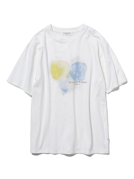 【GELATO PIQUE HOMME】ベイビーズブレスワンポイントロゴTシャツ(OWHT-M)