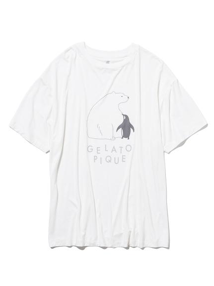 【COOL FAIR】 HOMME シロクマTシャツ