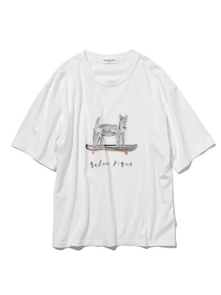 【GELATO PIQUE HOMME】サマーモチーフTシャツ