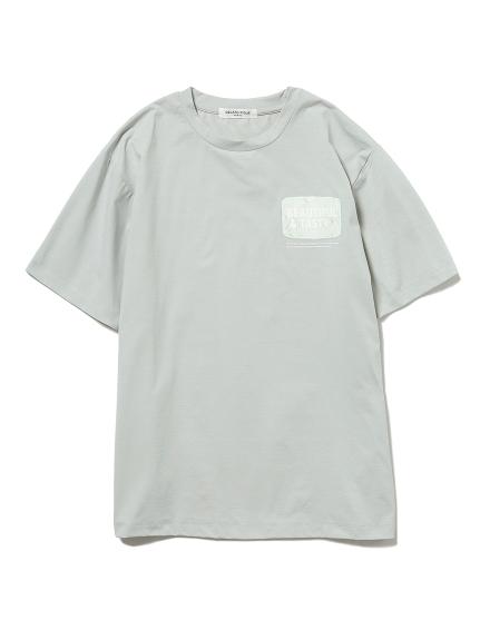 【GELATO PIQUE HOMME】ドライタッチワンポイントTシャツ