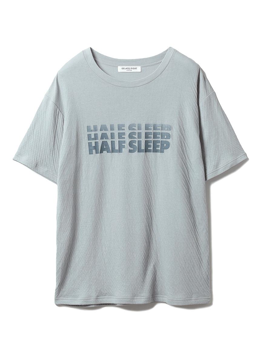 【GELATO PIQUE HOMME】 接結Tシャツ(LBLU-M)