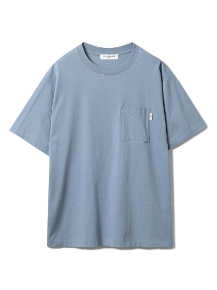 【GELATO PIQUE HOMME】 オーガニックコットンTシャツ
