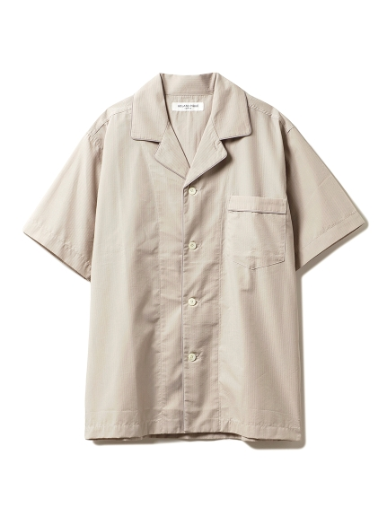 【GELATO PIQUE HOMME】クールMAXシャツ(BEG-M)