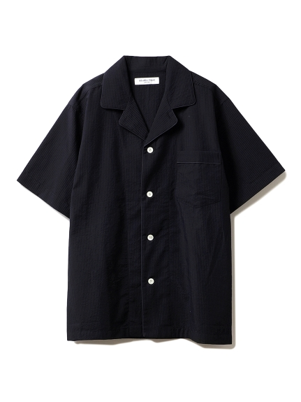 【GELATO PIQUE HOMME】クールMAXシャツ(NVY-M)