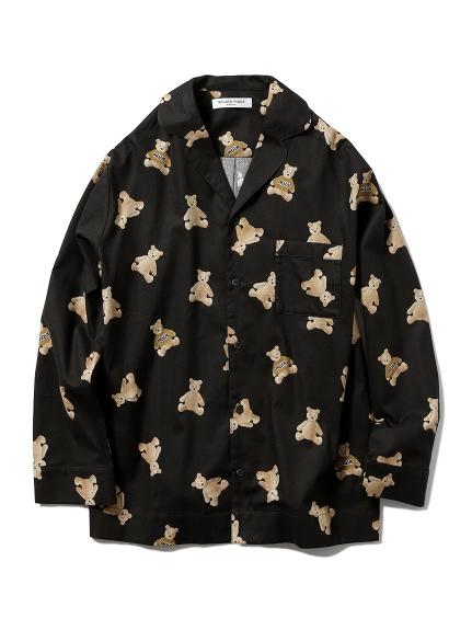 【Xmas限定】 HOMME ベアネルシャツ