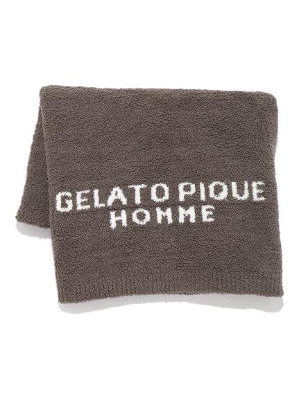 【GELATO PIQUE HOMME】 パウダーブランケット(CGRY-F)
