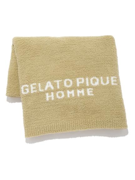 【GELATO PIQUE HOMME】 パウダーブランケット(OLV-F)