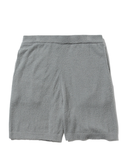 【MISTERGENTLEMAN×HOMME】SMOOTHIE LETTERED SHORT(GRY-M)