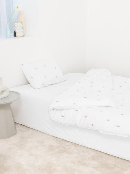 【Sleep】(セミダブル)アイスモチーフ2点SET(OWHT-SD)