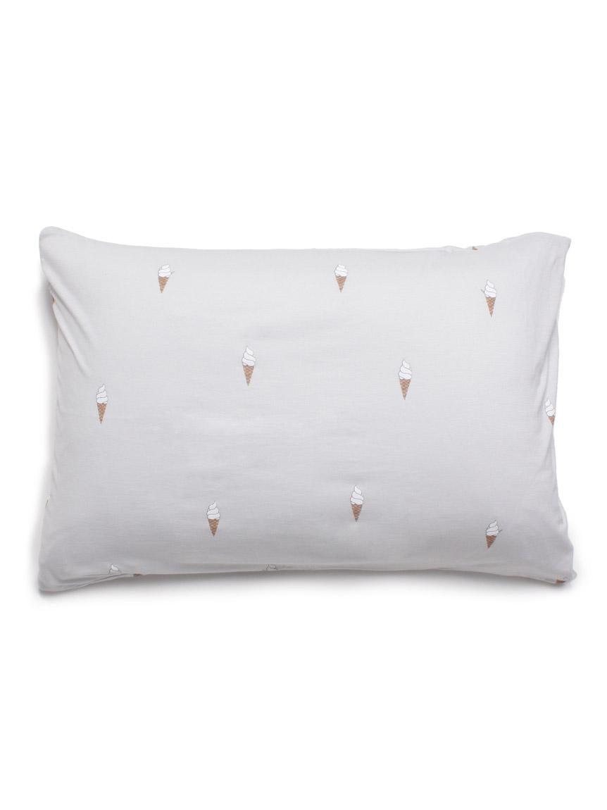 【Sleep】アイスモチーフ枕カバー