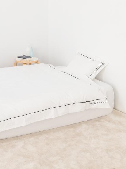 【Sleep】(ダブル)トリムライン3点SET(OWHT-D)