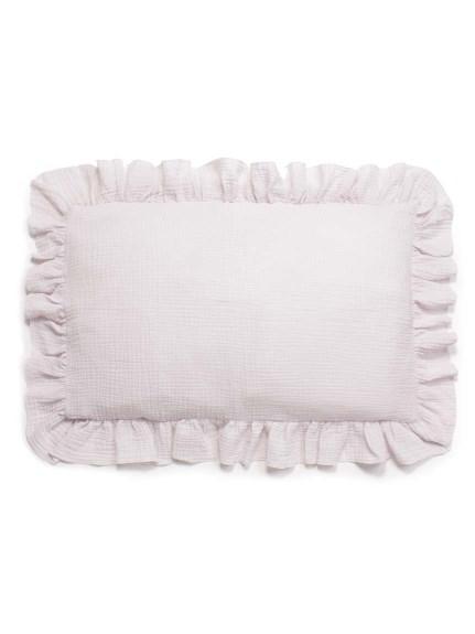 【Sleep】ガーゼフリル枕カバー