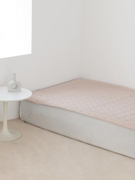 【Sleep】(セミダブル)アイス柄COOLベッドパッド