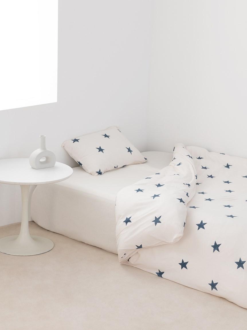 【Sleep】【ONLINE限定】 スター柄2点SET セミダブル(OWHT-SD)
