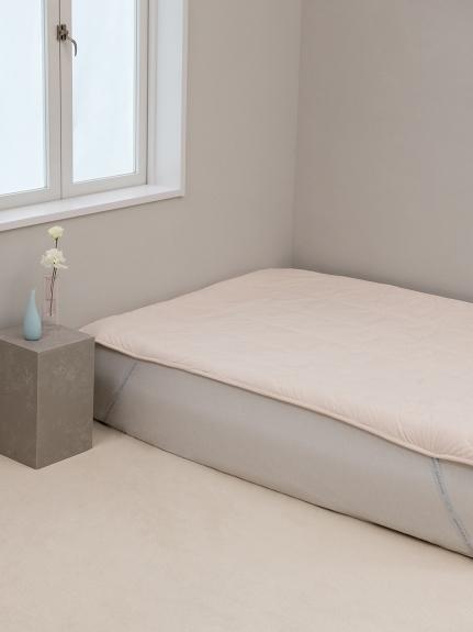 【Sleep】(ダブル)暖か雲敷パッド(OWHT-D)