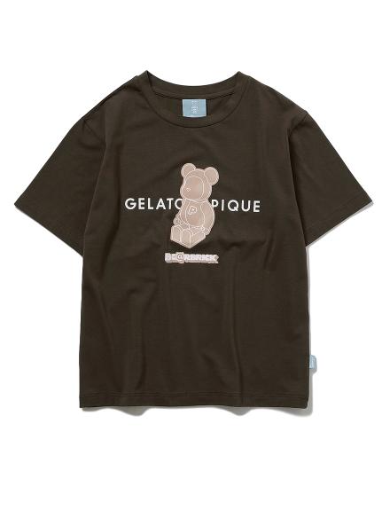 【BE@RBRICK】【ユニセックス】ワンポイントTシャツ
