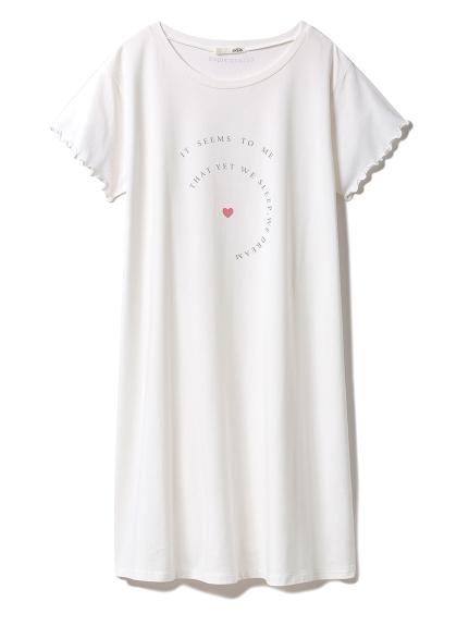 ハートロゴドレス