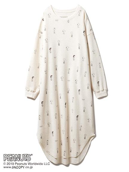 【PEANUTS】ドレス(BEG-F)