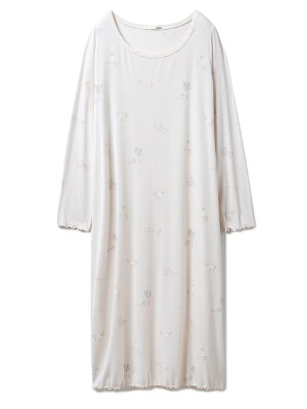 リトルキャットドレス(BEG-F)
