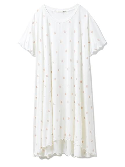 ベアモチーフドレス