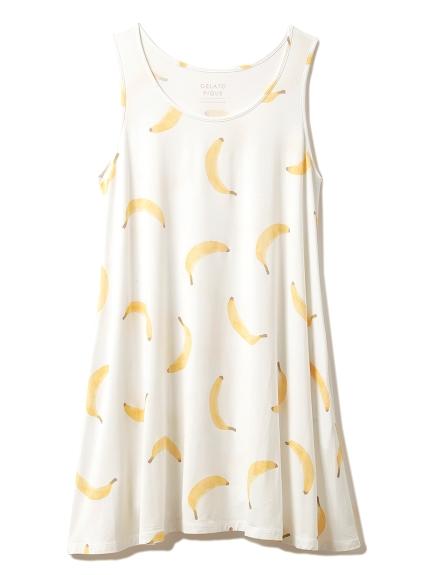 フルーツモチーフドレス(YEL-F)