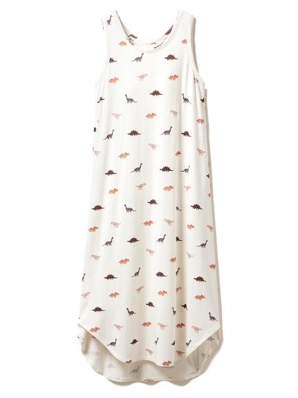 モチーフタンクドレス